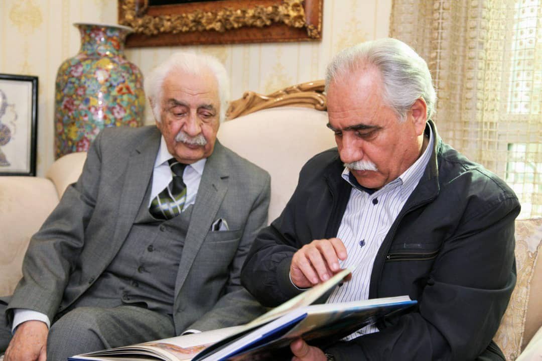 محسن محمودی- عباس جمال پور